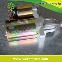 chevrolet wuling B12 auto parts starter motor for changan chery hafei Chinese minivan