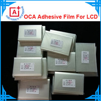 Best price optical clear adhesive OCA for samsung galaxy OCA Film for iphone 6 6 plus /Sony Z Mini / Z1 / Z2 / Z3 / Z3 Mini/LG
