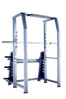 Power Cage H-021_Body Building Machine