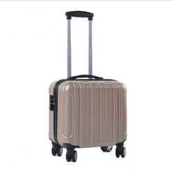 17 Inch Travel Luggage Airport Trolley bag