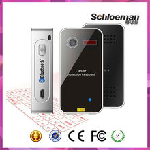 2015 Promotion laser projection bluetooth virtual laser keyboard