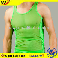 2014 fashion men tank tops
