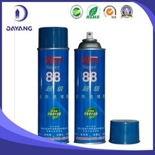 hot selling GUERQI 88 spray contact glue for unviersal decoration