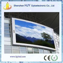 high quality P6 outdoor high quality led sign panel