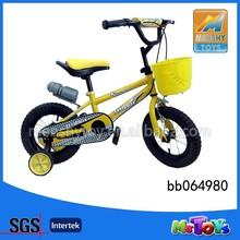 2015 12' kids bicycle/kid's bike with four wheel children's bike