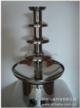2015 new commercial electric chocolate fountains for party