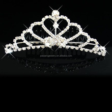 New designs birthday girl rhinestone tiaras and crowns