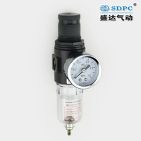 AIRTAC air source treatment fliter regulator AFR2000A