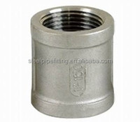 30mm pipe coupling joint double female pipe coupling gi pipe coupling