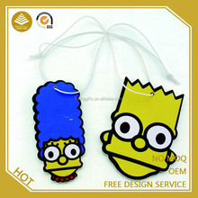 New arrival good scents hanging classic car air freshener for car