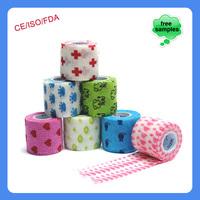 Vet Wrap Waterproof Elastic Wrap Bandage