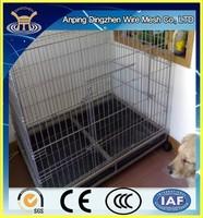 High Quality handmade dog cage / fiberglass dog cage / dog house dog cage pet house