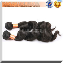 China Top Quality Virgin Hair Extension Remy Indian Hair Extension,Virgin Loose Wave Hair Wholesale In China