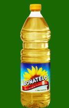 refined sunflower oil IL bottled