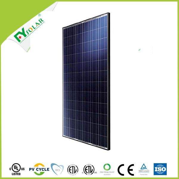 260W Best price per watt solar panels with TUV certificate