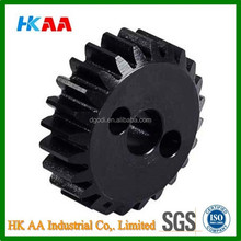 Customer CNC machining parts steel telescope worm gear, high precision worm gears for telescope