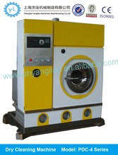 Perc. solvent full closed system dry cleaning machine for sale 10KG