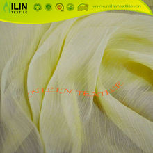100 polyester crepe silk chiffon fabric chiffon silk popular women