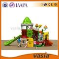 parque de atracciones de diapositivas para la venta de parque de diversiones para los niños