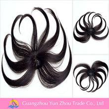 cordón superior de la cabeza de la reina parcial de productos para el cabello por el cabello humano