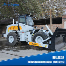 High efficiency wheel dozer for Asia Market with good price