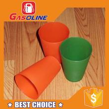 Promotional durable plastic cup beer 500ml