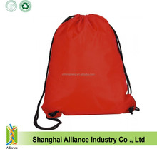 Promotional drawstring shoes back bag with colours
