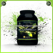 RECOVERATOR - recovery / endurance / sport performance drink - natural and organic herbal supplements