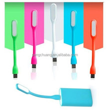 New Portable Flexible LED Light Lamp with 2.0 USB Port For Laptop Notebook Tablet
