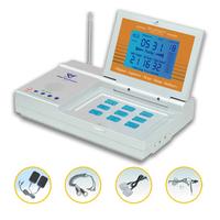 vibrating blood circulation foot massager Bluelight BL-F vibrating mini facial massager mini electric personal massager