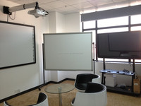 Excellent IR Multi touch 82 inch interactive whiteboard at home