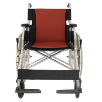 Handicap recliners manual wheelchair for elderly