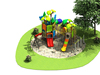 high quality and competitive price kids outside playground equipment