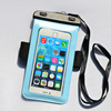 china factory wholesale armband waterproof smartphone bag with clear window