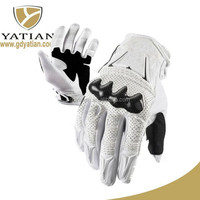 cheap motorcycle racing gloves leather biker riding gloves