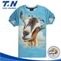 Plain Custom Sublimation Children T shirt