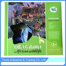 Wholesale Origami Paper Folding For African Wildlife