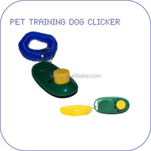 Green Color Mini Pet Electronic Dog Clicker Training for Puppy