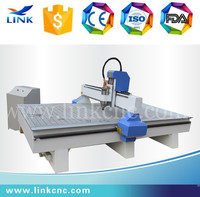Optional vacuum table, rotary, factory price Link wood furniture design cnc carving router