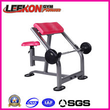 commercial treadmill fitness equip Arm Curl Bench