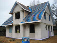 Waterproof Breathable Roof Underlayment
