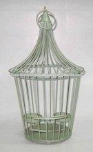 Decorativos de metal jaula de pájaro, antiguo jaulas de pájaros, la boda de aves jaulas, favores de la boda