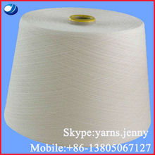 pc poly-cotton polyester cotton yarn