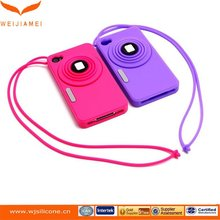 silicone case for camera factory in shenzhen