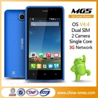 2G ROM with SC7715 /BLUETOOTH/GPS/FM/2G/3G mtk 6572 dual core unlocked android phone