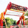 Outdoor thrilling rides top spin amusement rides for sale