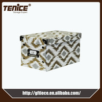 Tenice 2015 new item folding paper document storage box
