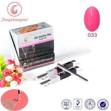 Fengshangmei Fashion professional nail art polish pen manicure gel polish pen