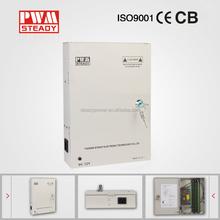 SJK-120W-12-18CH 18v channel CCTV power monitor box supply , 12v ac/dc inverter power supply