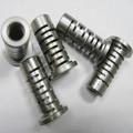 Oem precisión piezas de la máquina, Cnc de mecanizado de acero inoxidable servicio